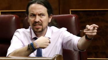 Generalsekretær i den spanske massebevægelse Podemos,Pablo Iglesias, er en af hovedarkitekterne bag det tætteste, vi kommer på en succesfuld venstrepopulisme. Iglesias påstand er meget simpel: Politik handler ikke om at have ret, det handler om at vinde.