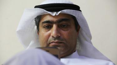 Menneskerettighedsaktivist Ahmed Mansoor lever i De Forenede Arabiske Emirater. Overvågningssoftware udviklet for danske skattekroner kan være taget i brug i overvågning af ham og ligesindede i diktaturstaten.