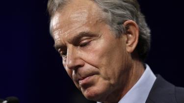 Tony Blairs såkaldte tredje vej var blandt de første skridt til den tiltagende liberalisme i EU.
