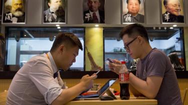 Danske virksomheder har fået tilladelse af Erhvervsstyrelsen til at fremvise overvågningsteknologi for potentielle kunder i diktaturstater som Kina (billedet) og Vietnam. Det møder kritik fra Amnesty.