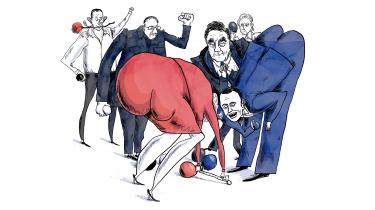 Slutspillet kan begynde i Frankrig. Skal Frankrigs næste præsident hedde Hamon, Mélenchon, Fillon, Macron eller le Pen?