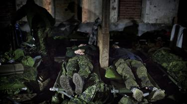 I et fælles udspil foreslår de nordiske venstrefløjspartier, at de nordiske lande forbereder og samøver militærstyrker som kan deltage i fælles fredsbevarende opgaver med et FN-mandat