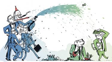 Erhvervslivets top har gentagne gange udtrykt bekymring over uligheden, men deres egen lønfest fortsætter. Ifølge Informations beregninger tager det en topchef mindre end en uge at tjene det, en gennemsnitsdansker tjener på et år