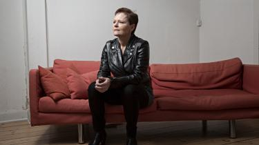 Det gik op for mig, at meget af sagsbehandlingen var et spil for galleriet, siger Bitten Vivi Jensen om sit abejde i et rehabiliteringsteam i Frederiksberg Kommune. Det er det team, der skal vurdere, om kronisk syge borgere skal indstilles til fleksjob eller førtidspension.