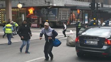 En lastbil blev i går brugt som våben i terrorangrebet i Stockholm. Det er et 'våben', der er blevet brugt i en række andre nylige angreb i Europa.