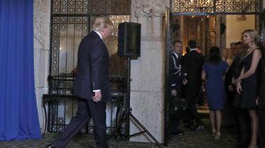 De seneste 100 års amerikanske præsidenter har hyppigt fået deres indenrigspolitiske dagsorden forstyrret af at skulle vise magt i andre lande