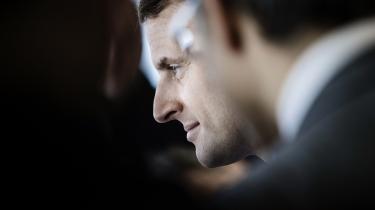 Macron har været assistent for filosoffen og litteraten Paul Ricœur, praktikant på den franske ambassade i Nigeria, ansat i rigsrevisionen og tjent mange millioner på at arbejde for investeringsbanken Rothschild, inden François Hollande efter præsidentvalget i 2012 gjorde ham til sin rådgiver og to år senere til økonomiminister.