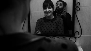 Filmkunstneren Sylvia Nicolaides og fotografen Nicolas Iordanou står blandt andet bag en årlig filmfestival på Cypern.