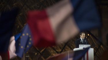 Det ville være en illusion at tro, at Emmanuel Macrons valgsejr er begyndelsen til afslutningen på Frankrigs problemer. Folkelig vrede, politisk splittelse og længsel efter et nyt system vil gøre Macrons præsidenttid usikker