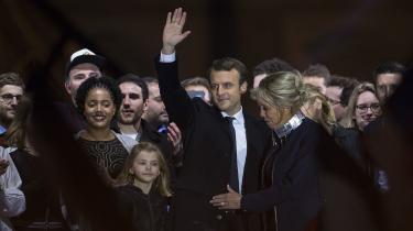 Frankrigs kommende præsident, Emmanuel Macron, har potentialet til ikke kun at vende op og ned på sit hjemlands politiske system, men også på det øvrige EU, siger flere iagttagere til Information.