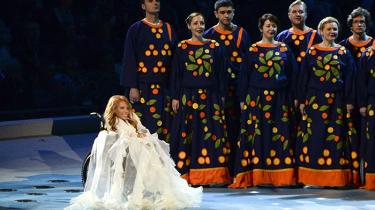 Ukraine har nægtet vinderen af Det Russiske Melodi Grand Prix, Julia Samojlova at deltage ved Det Internationale Melodi Grand Prix i Kijev, fordi Julia Samojlova gav i 2015 koncert på Krim, som året forinden var blevet annekteret af Rusland