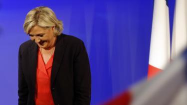 Front National satser nu på at få et godt parlamentsvalg i juni, og flere af de partimedlemmer, der søndag var mødt op til Marine Le Pens valgfest, sagde, at de håbede på, at partiet nu kan blive det dominerende oppositionsparti i Nationalforsamlingen