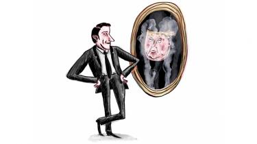 Hvis lettelsen over valget af Macron fortæller en samlet historie, så handler den om, hvor æstetiseret vores forståelse af politik efterhånden er blevet