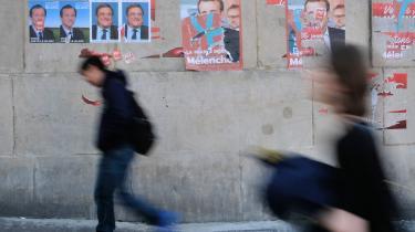 Jeg tilbragte valgaftenen i mit gamle nabolag, en forstad til Paris, og der var der ikke særlig stor tilfredshed ved udsigten til en ultraliberalistisk præsident