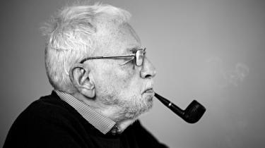 Erik Jørgen Hansen døde natten til torsdag. Han blev 81 år gammel.