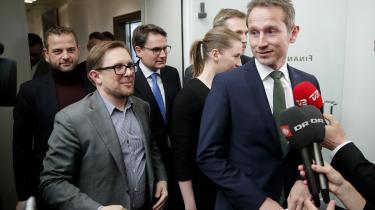 'Det altoverskyggende formål med aftalen har været at skabe en langtidsholdbar model for boligskatten, som kan give tryghed for boligejerne,' siger finansminister Kristian Jensen (V).