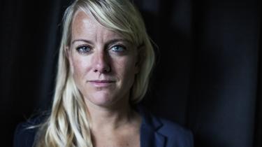 Pernille Vermund, formand for Nye Borgerlige, blev kæreste med forfatteren til sin yndlingsbog