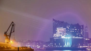 Hamborg er først og fremmest en havneby. En af de tre største i Europa. Men den er også en musikby, og det understreger den nye filharmoni.