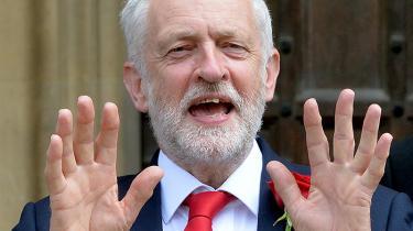 Jeremy Corbyn fik etkanonvalg, fordi de studerende stemte på Labour i storetal, og fordi en stor del af UKIP's vælgere stemte på Labour i stedet for de konservative