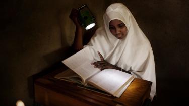 Mere uddannelse af piger er nr. 6 på projektet Drawdowns liste over løsninger, der kan bremse den globale opvarmning. Uddannede kvinder er nemlig essentielle for udviklingen af bæredygtige samfund i de fattige lande.