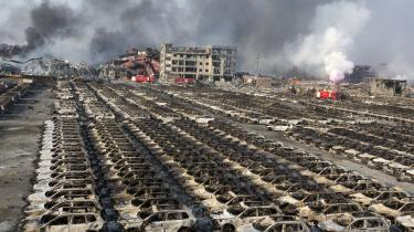 I 2015 omkom 173 mennesker ved en eksplosion på Ruihai International Logistics – et lager, hvor der var opmagasineret tusindvis af tons farlige kemikalier.