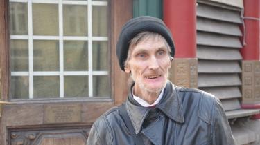Lasse Jensen er en af de kognitivt handicappede danskere, som ikke kan stemme til folketingsvalg.