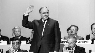 Som en af hovedkræfterne bag Maastricht-traktaten, Schengen-zonen og euroen var det Helmut Kohls hensigt at skabe en europæisk integration – og dermed fred og fællesskab – som ikke kan rulles tilbage.