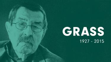 Günter Grass satte selv den standard, som fik hans krukkede og konstruerede senværk til at blegne ved sammenligning