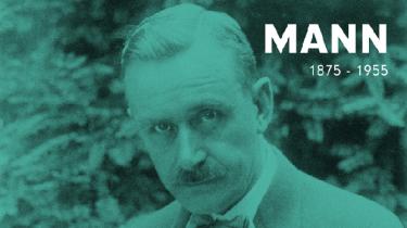 Thomas Mann er en af de mest markante forfattere i det 20. århundrede. Han var skeptisk over for demokratiet, men endte med at tale for et europæisk Tyskland frem for et tysk Europa