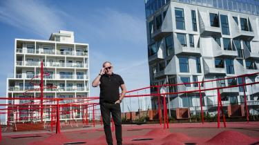 Som administrerende direktør i By & Havn er Jens Kramer Mikkelsen en central spiller i udviklingen af Ørestad og Nordhavn.