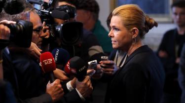 Det er sagt før, men det er tilsyneladende nødvendigt at sige det igen: Støjberg-sagen handler ikke om barnebrude – eller unge asylpar, som oppositionen kalder dem. Den handler om, hvorvidt en minister bevidst har gjort noget ulovligt og efterfølgende har løjet om det over for Folketinget.