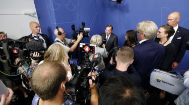 Ved et pressemøde mandag lovede den svenske statsminister, Stefan Löfven, at regeringen vil foretage en undersøgelse af hele sagsforløbet omkring Transportstyrelsens udlicitering. Desuden vil den fremsætte ny lovgivning, der skal stramme it-sikkerheden i Sverige.