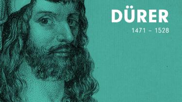 Albrecht Dürer (1471-1528) var hver mand, eller hver mands øjne, hver mands malende og tegnende hænder