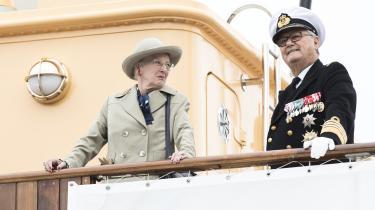 Den proformaligestilling, der altid har været grundlaget for Dronning Margrethes regeringstid, følger hende nu ind i døden