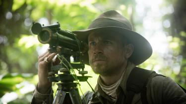 I 'The Lost City of Z' er Percy Fawcett (Charlie Hunnam) en spirituel skikkelse med en militærmands disciplin og en pacifists menneskerespekt.