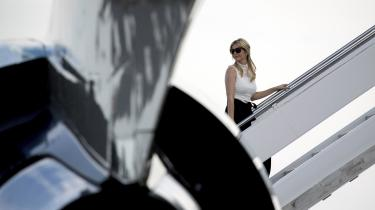 Ivanka Trump er en af de rige kunstsamlere, der ser samtidskunsten som investeringsobjekt.Information har samlet en række af kunstnernefra Trumps instagramopslag for at finde ud af, hvad der kendetegner hendes smag, og hvad det siger om den kunst, hun omgiver sig med på sine selfies