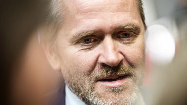 I et kort interview med Information efter et lukket samråd om sagen onsdag kædede Anders Samuelsenmyndighedernes beslutning om at give tilladelse til eksport af overvågningsteknologi til Saudi-Arabien sammen med kampen mod terrorbevægelsen Islamisk Stat.