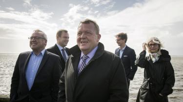 Lars Løkke Rasmussens regering, der her er på regeringsseminar i Esbjerg, har en lang række initiativer bag sig, der trækker Danmark i en mere sort – og ikke grøn – retning. Dem gennemgår dagens kronikører her.