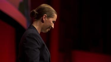 »Lad os kigge på kommunalreformen med kritiske øjne. Den skal evalueres,« sagde Mette Frederiksen i weekenden på Socialdemokratiets kongres.
