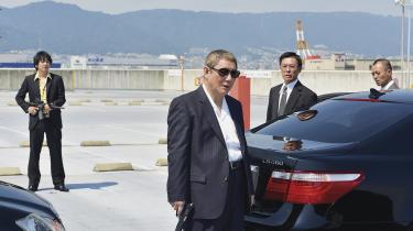 Filminstruktør Takeshi Kitano slutter sin jakuza-trilogi med filmen 'Outrage Coda', der skildrer en række sammenbidte gangstere.