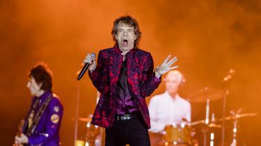 Det var et forbandet godt lille rockorkester, Informations anmelder mødte til koncerten med The Rolling Stones i Parken.