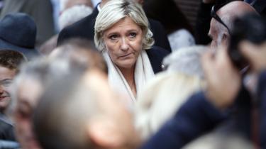 I en række europæiske lande oplever populistiske højrefløjspartier fremgang, og i Frankrig er Le Pens Front National et af dem, der har den største tilslutning blandt befolkningen.