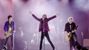 The Rolling Stones nægter at lade være med at spille, og deri ligger energien, som modbeviser tesen om, at det altid er bedst at gå af, mens man er på toppen.