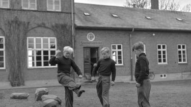 Drengehjemmet i Godhavn i 1956.