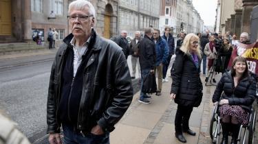 Tirsdag fik den tidligere børnehjemsdrengPoul Erik Rasmussensin sag prøvet ved Østre Landsret i København.