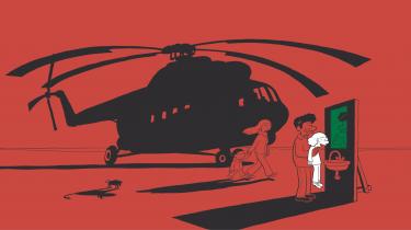 Hovedpersonen i 'Fremtidens araber' er lille lyshårede Riad, der ved slutningen af tredje bind er ni år gammel. Det er hans blik på sin far, Mellemøsten og Europa, man får præsenteret i tegneserien.