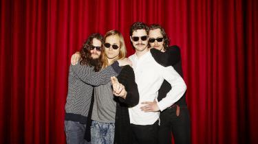 Kvartetten Liima består af de samme medlemmer som musikerne i bandet Efterklang.