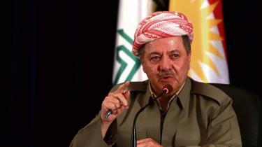 Kurdistans præsident, Massoud Barzani, blev for en måned siden hyldet som nationalhelt – nu har han mistet kronjuvelen Kirkurk,de enorme oliefelter under byen, sine allierede og frem for alt sin legitimitet. Søndag meddelte han, at han ikke ønsker at fortsætte som præsident, en post, han ellers har siddet på siden 2005.