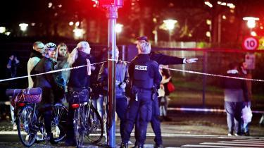 Kun banderne kan beslutte, hvornår det sidste skud er affyret. Og konflikten kommer ikke til at slutte med likvideringen af et Brothas-medlem. Et bandemedlem siger nemlig aldrig 'pyt' og vender den anden kind til. Alt må hævnes, og derfor bliver det desværre ikke sidste gang, cyklister i København bliver mødt af en politiafspærring
