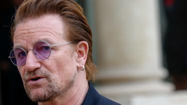 Paradispapirerne afslører Bonos involvering i et litauisk indkøbscenter via hans anpart i et maltesisk selskab.